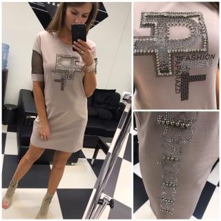 08ed1a859b Kapučinové šaty Paparazzi fashion. empty